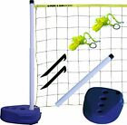 Park & Sun Sports Portable Indoor/Outdoor Swimming Pool Volleyball Net System...