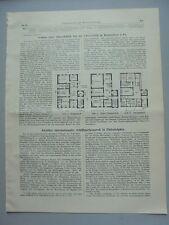 1912 60 Königsberg Universität Ohrenklinik