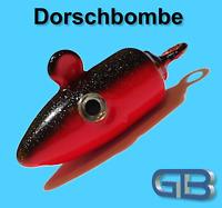 Meeresjig Dorschbombe 25g, 40g, 50g Jig Bleikopf Kopf Flexi Kopf.