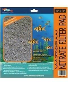 """Nitrate Filter Pad 10 x 18"""" - Weco"""