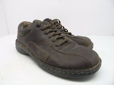 Denver Hayes Men's Hamilton Casual Lace Up Shoe Brown Size 10M