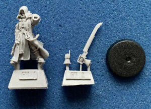 30K 40K - FORGEWORLD FORGE WORLD - INQUISITOR - INQUISITION - RESIN - NEW