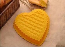 Silicon Cake Mould,Cake Decoration Mould,for birthday and parties-Heart Shape