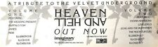 9/2/91 Pgn48 Advert: heaven And Hell A Tribute To Velvet Underground 3x11