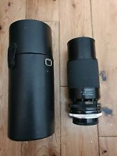 Tamron Adaptall 2 Lens 80-210mm F/3.8-4 with case