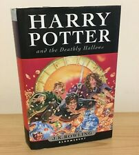 Harry Potter and The Deathly Hallows First Edition (Hardback) 2007