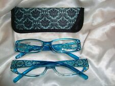 Reading Glasses-Blue Gem  3.00