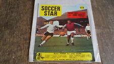 Soccer Star Vol16 No.3 Sept 29  1967     Fulham/West ham