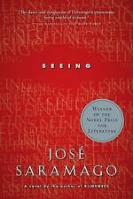 NEW Seeing by José Saramago