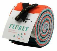 "Ruby Star Society, Flurry, Junior Jelly Roll, 2.5"" Fabric Strips, RS5028JJR, J11"