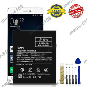 For XiaoMi 5 M5 Mi5 Prime Replacement Battery BM22 Tool