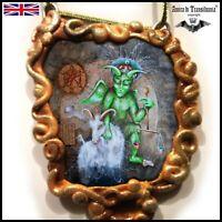 azazel talisman ethnic tribal amulet pendant jewelry pagan wiccan occult demon 1