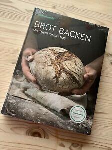 Thermomix Buch BROT BACKEN Neu