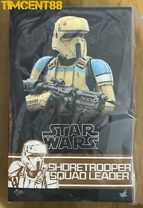 Ready Hot Toys MMS592 ROGUE ONE: A STAR WARS STORY SHORETROOPER SQUAD LEADER