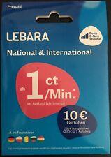 Ortel 7,50 Euro Mobile SIM Starterpaket