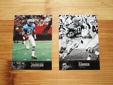 HOUSTON OILERS Legends TEAM SET - Billy White Shoes Johnson Billy Cannon