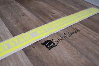Bei Stau-Rettungsgasse bilden! 57cm NEON Gelb Auto StVO!Leben retten!