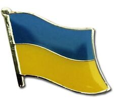 Ukraine Drapeau Du Pays Vélo Moto Chapeau Bonnet Épinglette