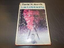 DAVID M.RORVIK:A SUA IMMAGINE.CLONAZIONE DI UN UOMO.CDE(MONDADORI)1979