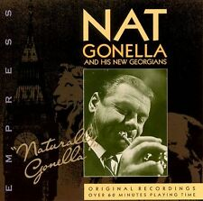 Nat Gonella and His New Georgians : Naturally Gonella  Cd Album