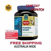 New Manuka Health MGO 250+ 1kg Manuka Honey - 100% Pure New Zealand