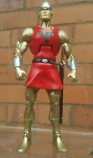 DC universo clásicos 6 pulgadas escala Shining Knight Figura personalizada Mattel Dcuc