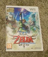 Legend Of Zelda Skyward Sword Wii NINTENDO
