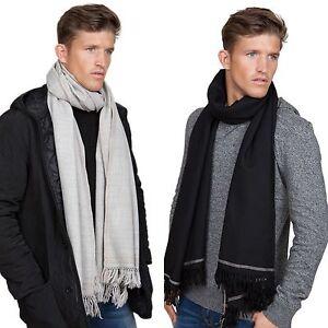 Merino Wool Oversize Blanket Scarf Large Luxury Fairtrade Handwoven Shoreditch