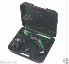 HITACHI CR10DL 10.8V/12V Cordless Reciprocating Saw 2x Li-ion Batteries Charger.
