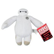 "2015 New Cute 7""/18CM BIG HERO 6 BAYMAX ROBOT Doll Plush Kids Gift Lovely Toy"