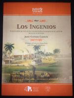 Antilles LOS INGENIOS by JG Cantero ~ Lithos by EDUARDO LAPLANTE 1857 Facsimile