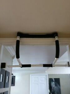 Perfect Fitness Multi-Gym Doorway Pull Up Bar and Portable Gym Home Workout Gear