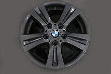 """BMW 1 Series E81 E87 Grey Wheel Alloy Rim 16"""" 7J ET:44 Double Spoke 222 6779696"""