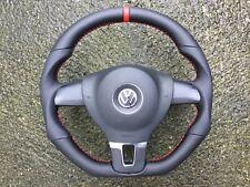 VW TIGUAN 5N TOURAN 1T POLO 9N CUSTOM MADE FLAT BOTTOM STEERING