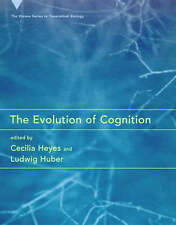 NEW The Evolution of Cognition (Vienna Series in Theoretical Biology)