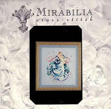 ** COUNTED CROSS STITCH PATTERN MIRABILIA DESIGNS #43 ENCAHNTED DREAMER