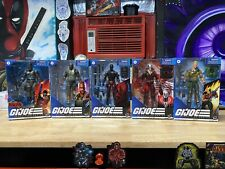 GI Joe Classifieds Destro , Roadblock X2, Duke & Snakeeyes.