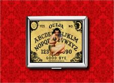 OUIJA BOARD CRYSTAL BALL GYPSY PIN UP GIRL WALLET CARD CIGARETTE ID IPOD CASE