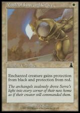 MTG 4x MASK OF LAW AND GRACE - Urza's Destiny *DEUTSCH*