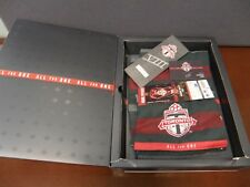 Toronto FC Season Ticket Holder Gift Box With Scarf - 2014