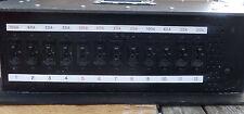 Power Distro 120V 100A X3 2P&G 60A X3 20A X6 (200A)