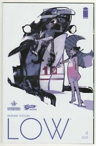 LOW 1 REMENDER TOCCHINI FORBIDDEN PLANET JETPACK EXCL VARIANT COVER IMAGE*