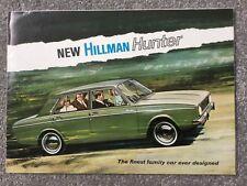Classico Hillman FINE ART PRINT-Hunter SUPER MINX FRECCIA Imp Husky Avenger Tiger