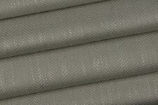 1.75m Laura Ashley 'Edwin' in Dove Grey FR Upholstery Fabric