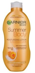 Garnier Summer Body Light Sun Kissed Look Lotion 250ml - New & Unused