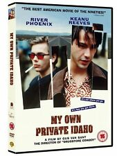 My Own Private Idaho   [DVD]    New!  River Phoenix Keanu Reeves