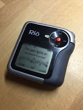 RIO Karma MP3 Player 20 Gb. RARE player just for collectors