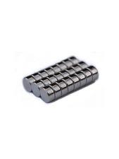 Lot: 24pcs 6 mm x 3 mm Rare Earth Neodynium Strong Fridge, Craft Magnets
