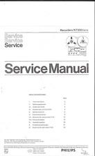 Philips Service Manual für N 7300 komplett  deutsch  Copy