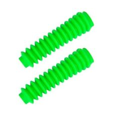 Pro Comp 12115 Poly-Vinyl Shock Boot Lime Green Pair